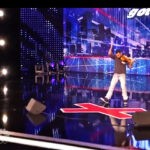 Svet on America's Got Talent.