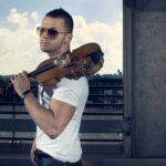 Svet - a unique Electro Hip Hop violinist available to book for live performances at corporate, government, school, private, college, events and more.